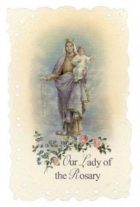 lady rosary